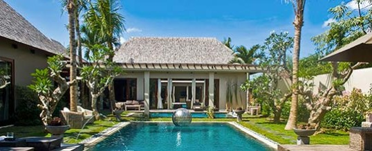 Bali luxury villa residence C2 in Seminyak with 8 bedrooms for rent