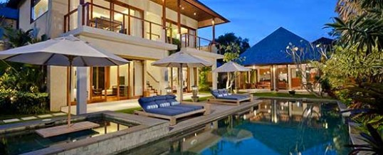 Luxury Bali villa Joss for Holiday Rent